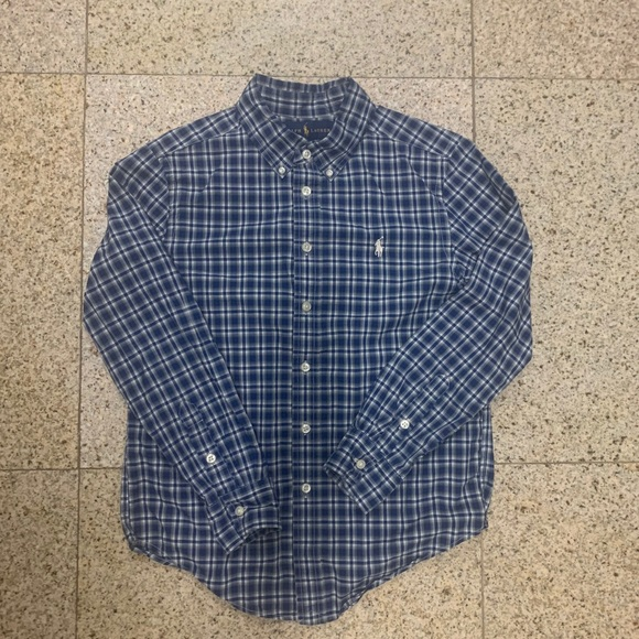 Polo by Ralph Lauren Other - Polo boys button down